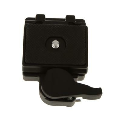Quick Release Plate Camera Tripod Mount Head For Manfrotto 200PL-14 498RC2