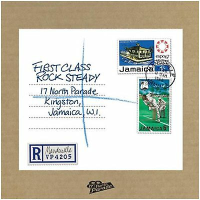 First Class Rocksteady - New Double Vinyl LP