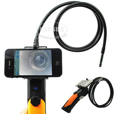 2.0MP HD WIFI  Endoscope Camera Smart Android Phone iPhone Borescope Inspection