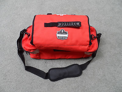 Ergodyne Arsenal EMT EMS Emergency Responder Trauma Gear Bag -Orange