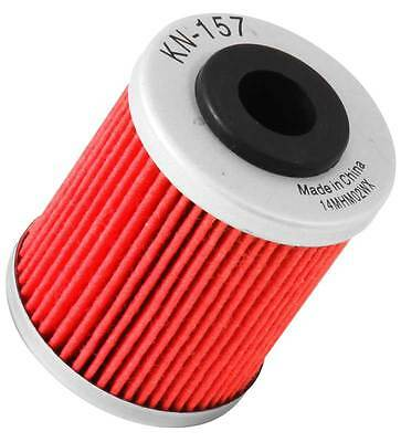 Oil Filter K&N KN-157 for Motorcycle Applications