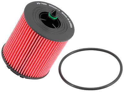 Oil Filter K&N PS-7000 for Motorcycle Applications