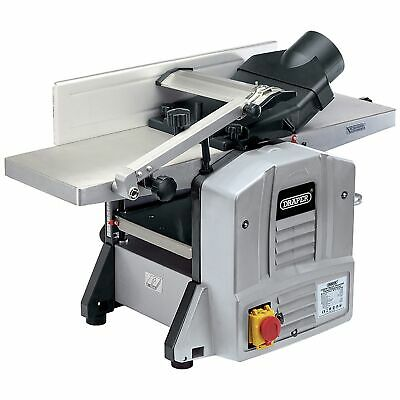 Draper Garage/Workshop Bench Mounted 1500W 230V Planer Thicknesser - 09543