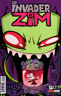 INVADER ZIM (2015) #9 New Bagged