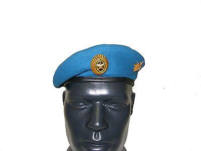 Original Russian Military VDV Airborne Para Blue Beret, Many Sized in Stock!