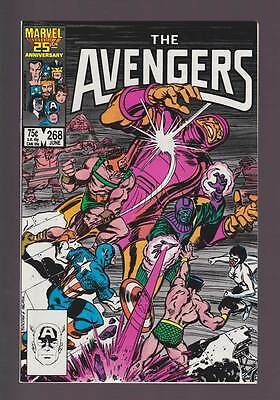 Avengers # 268  The Kang Dynasty !  grade 9.0 scarce book !