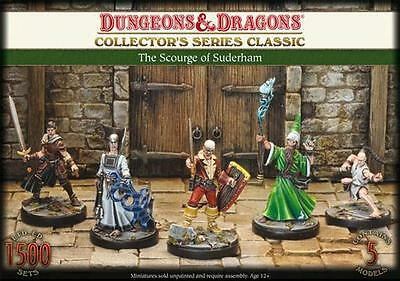 Gale Force 9 - Dungeons and Dragons - The Scourge of Suderham