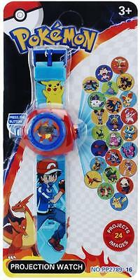 Lot Pokemon Pikachu Kids Projection Watch Party Gift Different 24 images