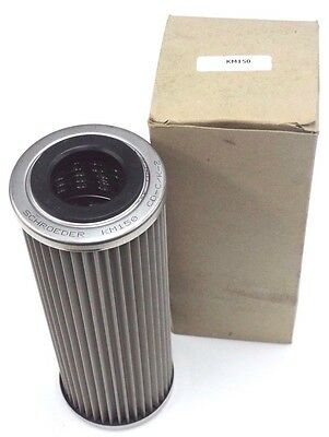 Nib Schoeder Km150 Stainless Steel Wire Mesh Filter Cartridge