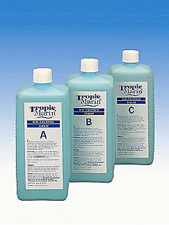 Tropic Marin BIO-CALCIUM Balling Liquid Set 3 x 1000 ml