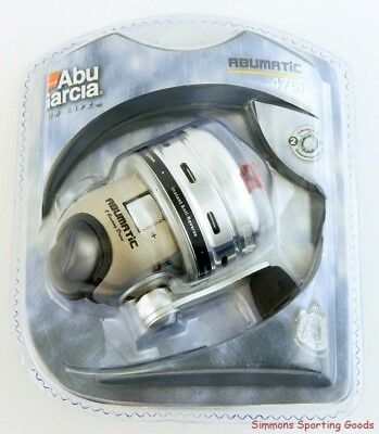 *abu Garcia Abumatic 476I 3.6:1 Gear Ratio Spincast Reel #1139304