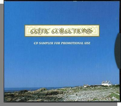 Celtic Collections CD Sampler #2 - New 1997, 13 Song Irish Music Promo CD!
