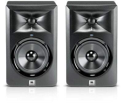 JBL LSR305 5 inch Active Studio Monitor (Pair) (NEW)