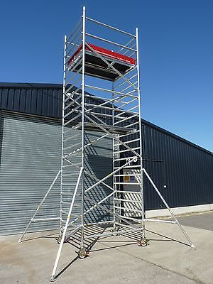 3.2m - 7.2m Industrial Quality Scaffold / Scaffolding Towers!