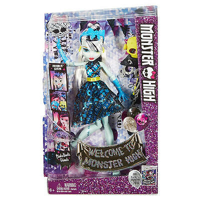 Monster High Dolls Party Photo Booth - Frankie Stein - Brand New