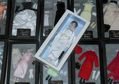 Franklin Mint The Jackie Doll w/11 Outfits - All *NIB*