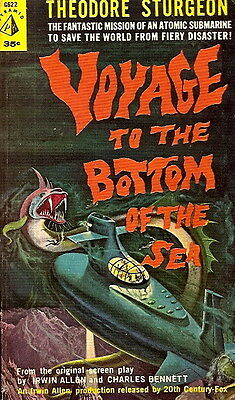 (MTI) VOYAGE TO THE BOTTOM OF THE SEA – Walter Pidgeon  Pyramid G622, 1961