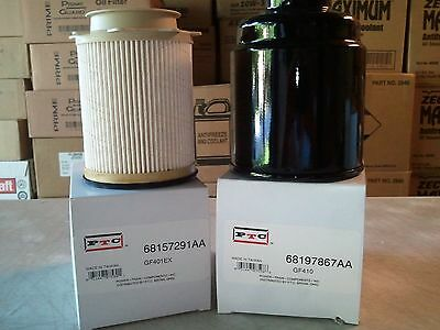 DODGE RAM 6.7 DIESEL FUEL FILTER Kit 2013-2019