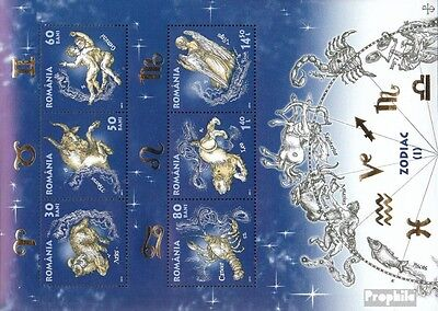 Romania Block502 (complete.issue.) unmounted mint / never hinged 2011 Zodiac