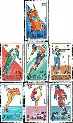 Mongolia 1939-1945 (complete.issue.) unmounted mint / never hinged 1988 Olympics