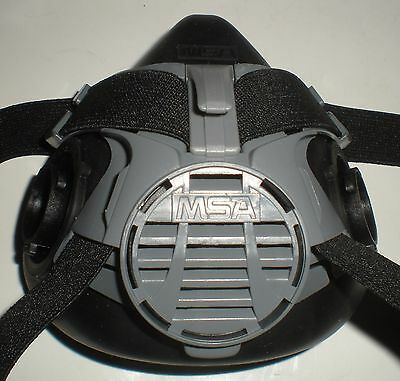 Safety Msa Advantage 420 Half Mask Small Size Respirator 10102182 641617021415