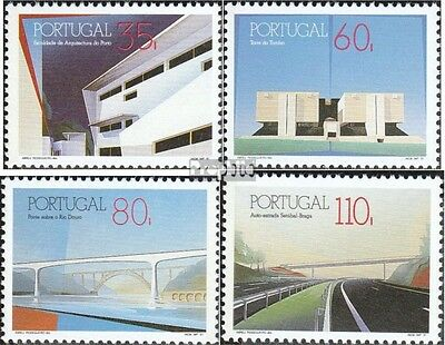 Portugal 1876-1879 (complete.issue.) fine used / cancelled 1991 Architecture