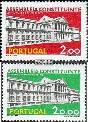 Portugal 1283-1284 (complete.issue.) fine used / cancelled 1975 Assembly