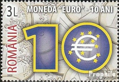 Romania 6339I (complete.issue.) unmounted mint / never hinged 2009 10 years Euro