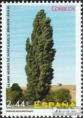 Spain 4295 (complete.issue.) unmounted mint / never hinged 2008 Trees