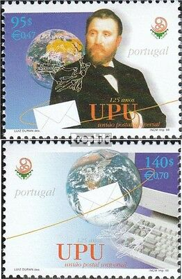 Portugal 2362-2363 (complete.issue.) unmounted mint / never hinged 1999 125 year
