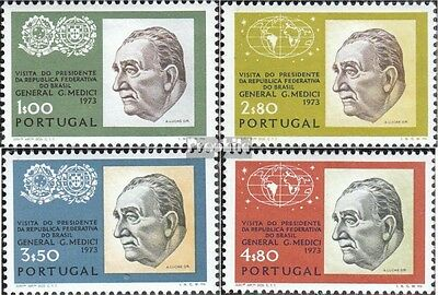 Portugal 1202-1205 (complete.issue.) unmounted mint / never hinged 1973 state pr