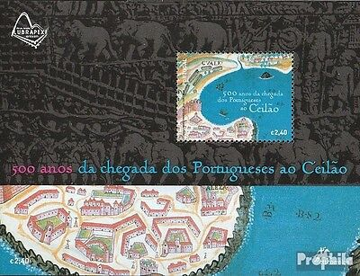 Portugal block248 (complete.issue.) unmounted mint / never hinged 2006 Arrival t