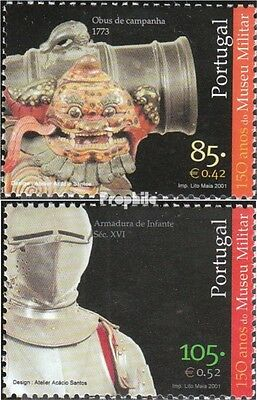 Portugal 2514-2515 (complete.issue.) unmounted mint / never hinged 2001 150 year