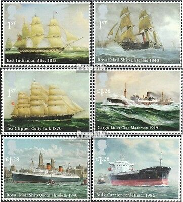 United Kingdom 3513-3518 (complete.issue.) unmounted mint / never hinged 2013 me