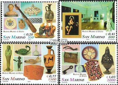 San Marino 1970-1973 (complete.issue.) unmounted mint / never hinged 2001 Staats