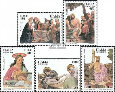 Italy 2684-2688 (complete.issue.) unmounted mint / never hinged 2000 Holy Year -