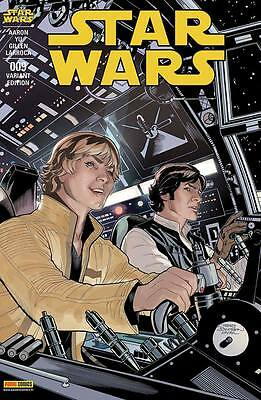 marvel,star wars,9,neuf,AOUT 2016,panini,cover 2/2,variant