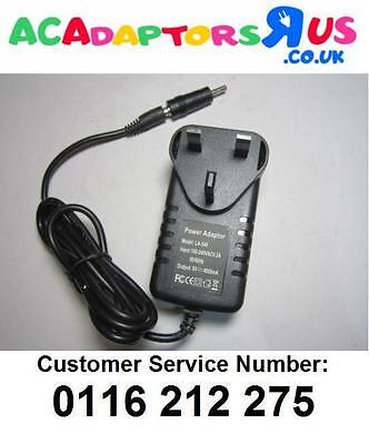 UK Replacement for 5V 2.4A AC Adaptor Charger Lenovo ideapad MiiX 300-10IBY 80NR