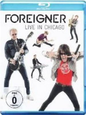 Foreigner - Live In Chicago (NEW BLU-RAY)