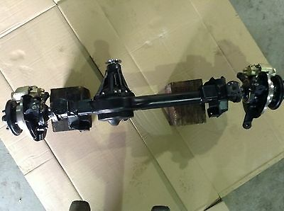 Land Rover Defender 90 110 130 200 300 Tdi Front Axle Fully Reconditioned