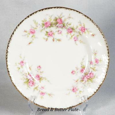 """Set Of 6 Paragon """"victoriana Rose"""" Bread & Butter Plates"""