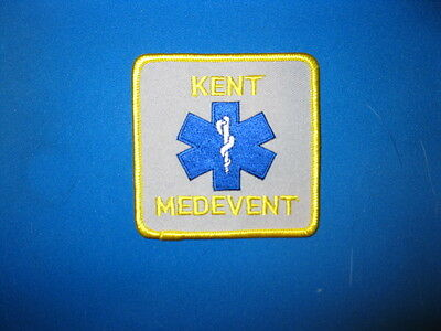 Kent Medevent Patch