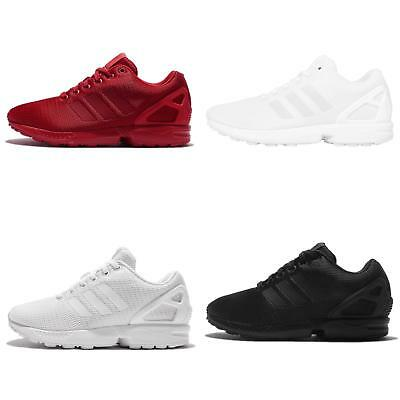 adidas Originals ZX Flux Triple Pure Color Series Mens Running Shoes Pick 1