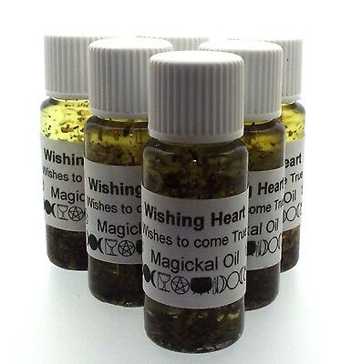 Wishing Heart Oil for your wishes to come true