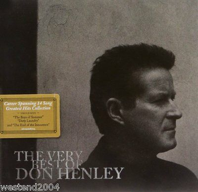Don Henley ~ Very Best Of ~ Greatest Hits ~ NEW CD ~ The Eagles ~ Boys Of Summer