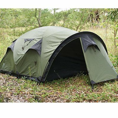 Snugpak 92894 The Cave 4 Person Camping Tent New