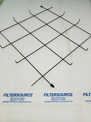 Paint Spray Booth Filter Holder 20x20 Steel Grid (10)