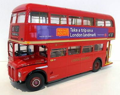 Sunstar 2918 - 1/24 SCALE 1964 ROUTEMASTER BUS RM2089 ALM89B ROUTE 15 TOWER HILL