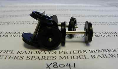 Hornby X8041 Coach Wheel Set (Pk4 Axles)