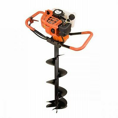 NEW 52cc 2 Stroke Petrol Commercial Dynamic Power Post Hole Digger + 300mm Auger